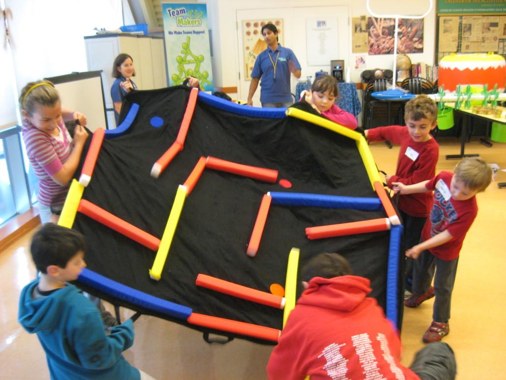 Teambuilding For Kids Amp Teens Toronto And Gta Dynamix